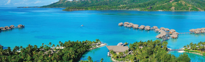 Four Seasons Bora Bora now offers private jet transfers from LA