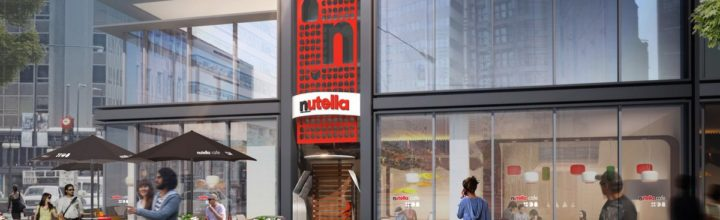 Nutella Cafe Now Opened in Chicago